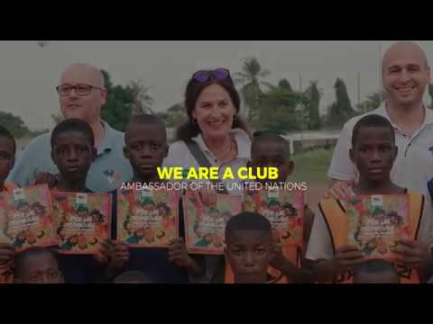 WE ARE Ramassà. Ivory Coast, the sixth trip to Africa