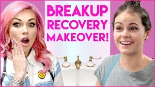 BREAKUP SURPRISE MAKEOVER! Stalled w/ Kandee Johnson