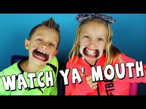 Watch Ya Mouth / Speak Out / Gamer Girl / RonaldOMG