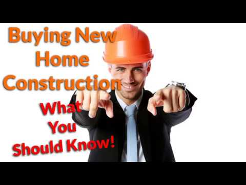Buying New Home Construction (What You Should Know!)