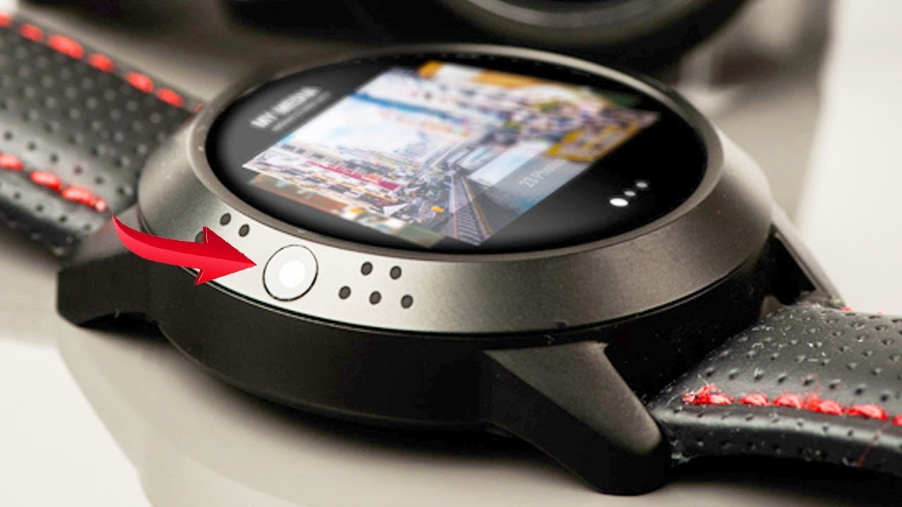 5 Best Smartwatch with HD Camera in 2019