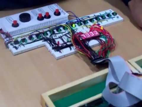 Electronic Voting Machine-IIT Guwahati