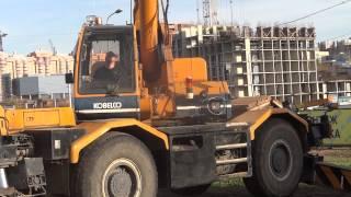kobelco rk 250-3(видео крана., 2012-10-11T18:04:43.000Z)