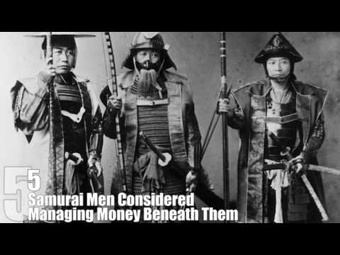 Top 10 Ways Your IMAGE of the SAMURAI is WRONG