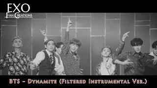 BTS - Dynamite (Instrumental Ver.)