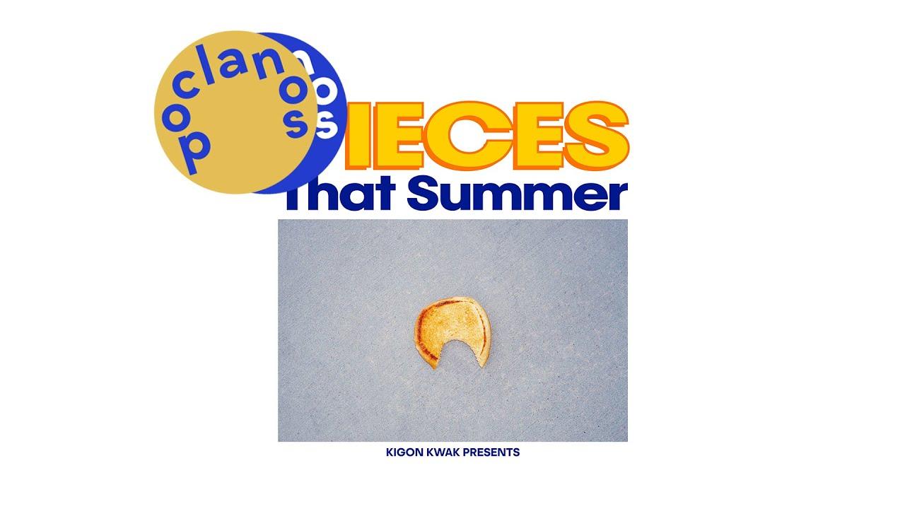 [Full Album] Kigon Kwak Presents - PIECES : That Summer / 앨범 전곡 듣기 / sogumm, dress, CIFIKA 등 참여