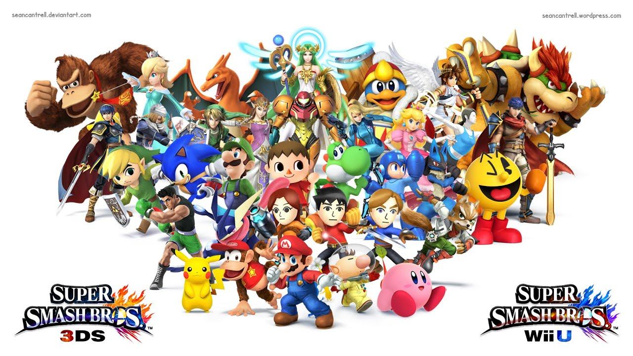 Super Smash Bros Ultimate Evolution