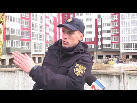 TV7plus Телеканал Хмельницького. Україна: ТВ7+.  Не спійманий – не злодій. Хмельницькі рятувальники скаржаться на забудовників.