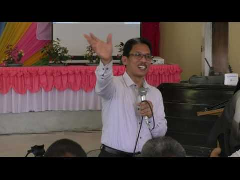 Pastor Nerio V. Carranza and Adventist Radio Broadcasters of Oriental Mindoro [tagalog]