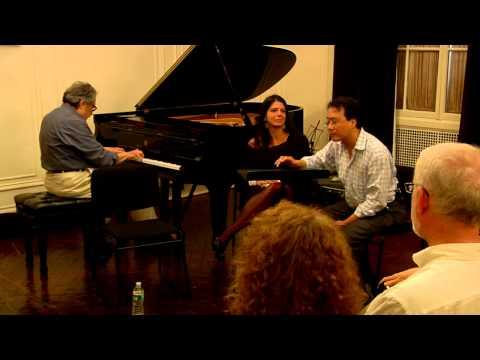 Brahms String Quartet No. 2, II. Andante moderato 7/27/19из YouTube · Длительность: 9 мин41 с