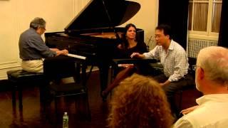 Impromptu Performance by Leon Fleisher