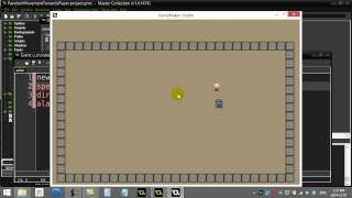 GameMaker How To Make Zombie Randomly Move Toward Player