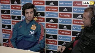 El silencio de Asensio cuando le preguntan si Zidane ha sido injusto con él ◉ REVIEW ◉ 2018
