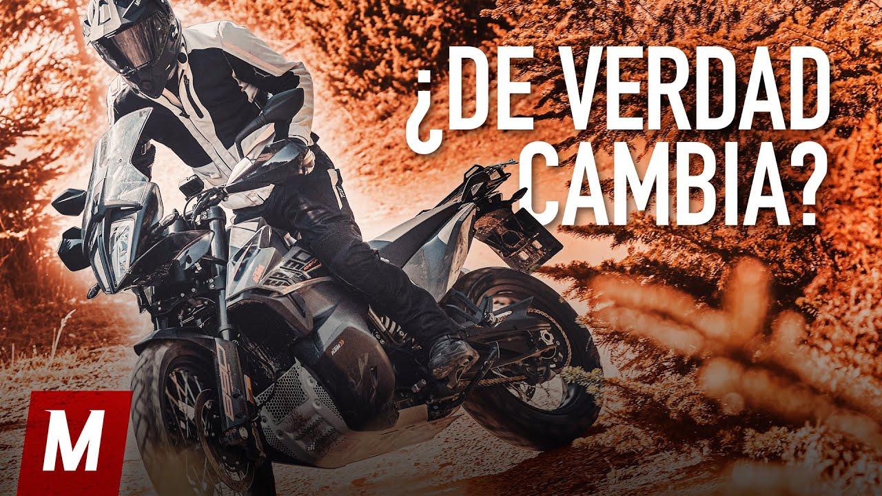 KTM 890 Adventure 2021   Prueba y opinión  Presentación internacional