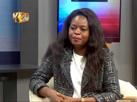 Up-Close and Personal with Mary Luseka CEO Brand Kenya Board