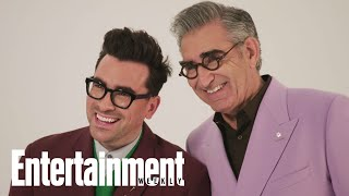 2020 Entertainers Of The Year: Dan And Eugene Levy | Entertainment Weekly