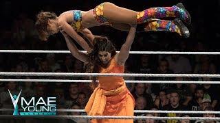 Dakota Kai vs. Kavita Devi - First Round Match: Mae Young Classic, Aug. 30, 2017 thumbnail
