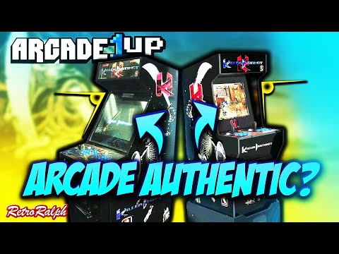 Arcade1up - Killer Instinct - Can they really do this? from Retro Ralph
