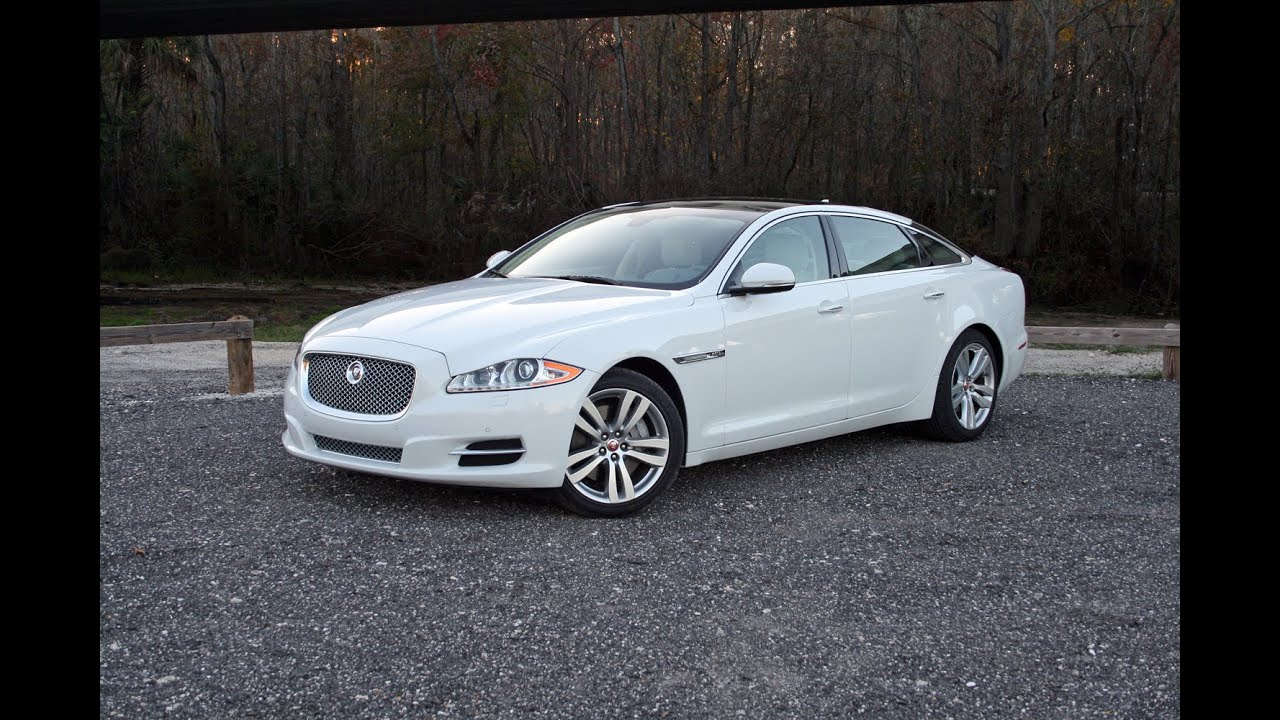 2015 jaguar xjl driven youtube. Black Bedroom Furniture Sets. Home Design Ideas