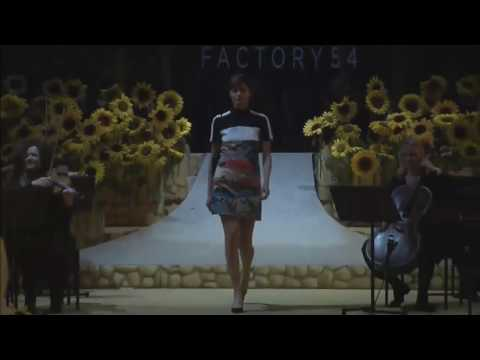FACTORY 54 SPRING SUMMER 2015 FASHION SHOW