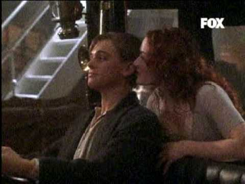 Titanic - Jack & Rose Romantic Scene!