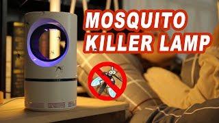 USB UV Mosquito Killer Lamp|Buy at Banggood