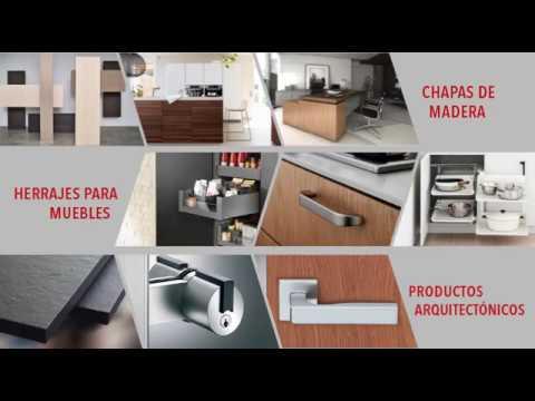 Cymisa chapas de madera herrajes para muebles y for Herrajes para muebles de madera