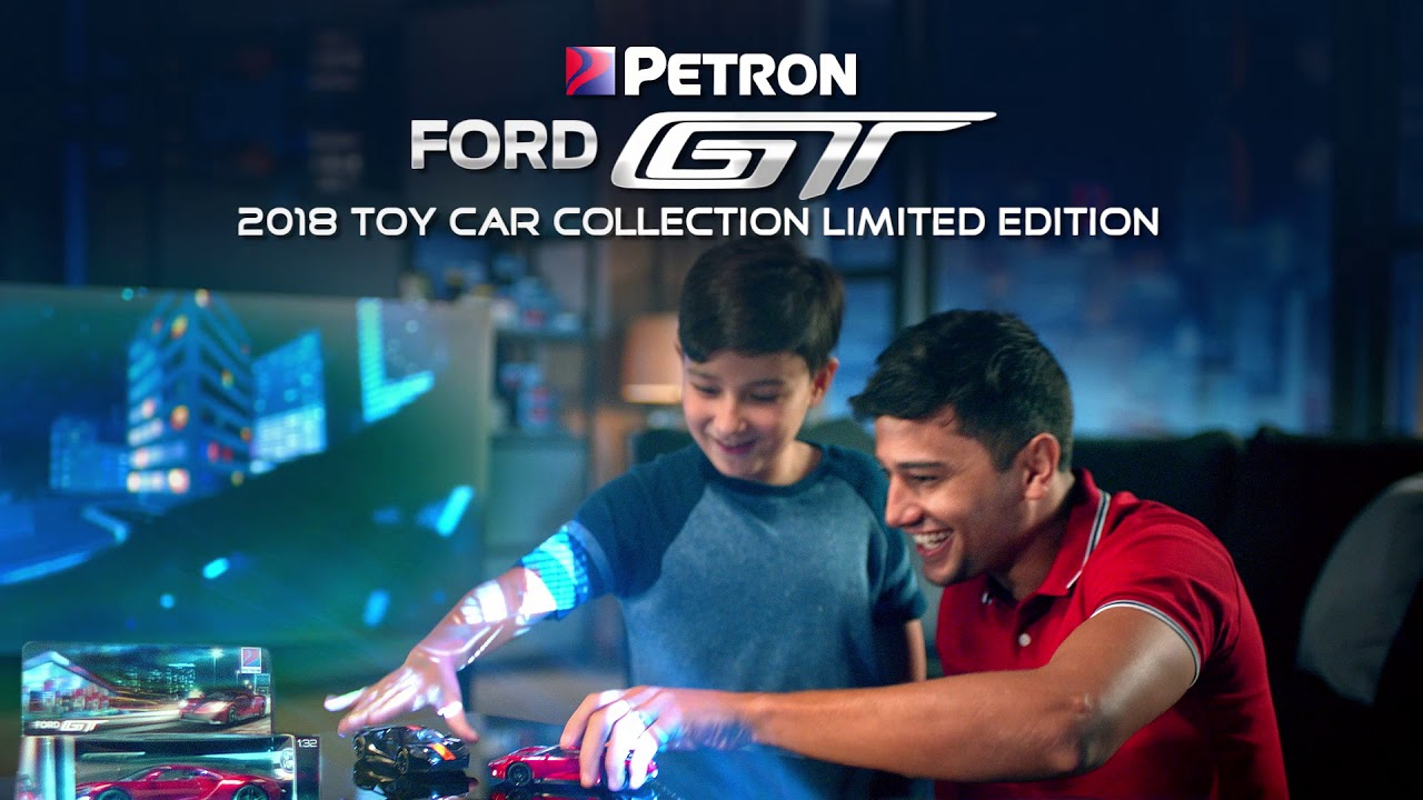 Petron Ford Gt Promo 2018 Youtube