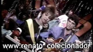Eletrodomésticos - Choveu no meu Chip ( Rarrissimo Tv Manchete 1985