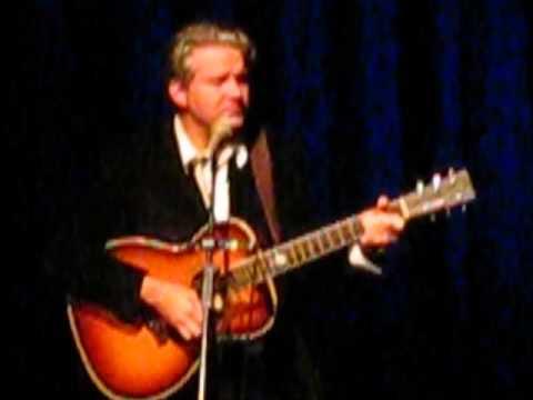 Lloyd Cole performing Lost Weekend, Sale Waterside, 25 10 13