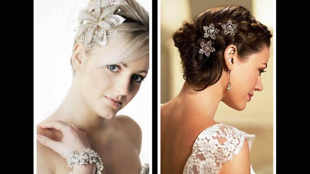 peinados de boda de las mujeres de pelo corto