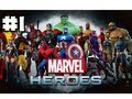 Marvel Heroes MMO - Part 1 - Prologue