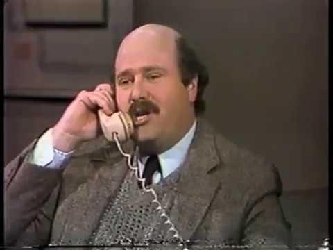 Rob Reiner & Albert Brooks on Late Night, February 28, 1985