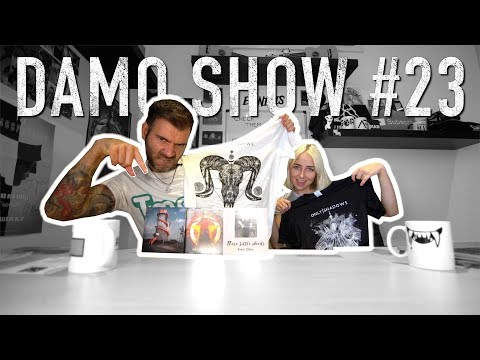 DAMO SHOW #23 - GIGS FOR SOLO ARTISTS / MAILING LISTS / WRIT
