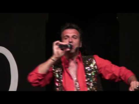 Franco Rossi - il cantante di liscio - Tanka Village 2009