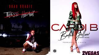 These Bodak Yellow Heaux (Remix) Cardi B x Bhad Bhabie