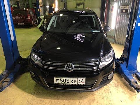 Volkswagen Tiguan 2.0 TSI - Что проверять покупая б\у автомобиль