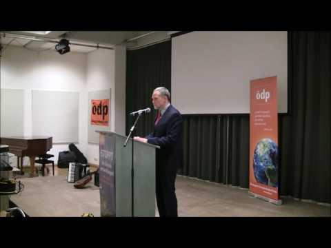Rede von Günther Brendle-Behnisch, ÖDP