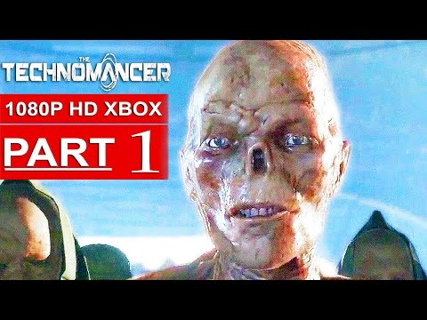 The Technomancer Gameplay Walkthrough Part 1 [1080p HD] - No Commentary