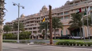 kempinski hotel dubai palm Jumeirah