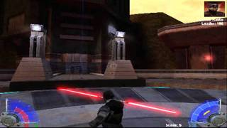 Star Wars Jedi Knight 3 - Online Gameplay