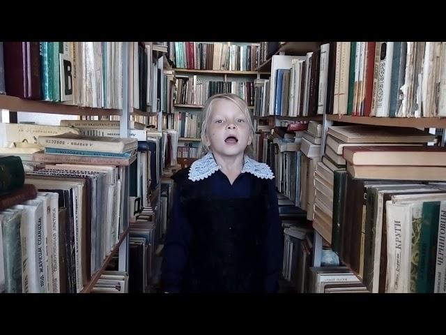 Изображение предпросмотра прочтения – СветланаМалькова читает произведение «Красной нитью..» М.И.Цветаевой