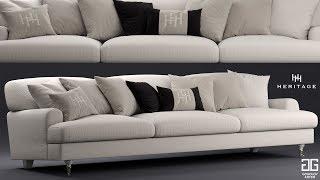 №68.Моделирование дивана