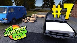 My Summer Car - часть 7 | шопинг