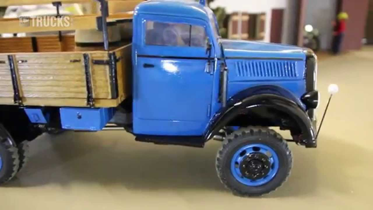 trucks details opel blitz mit winker youtube. Black Bedroom Furniture Sets. Home Design Ideas