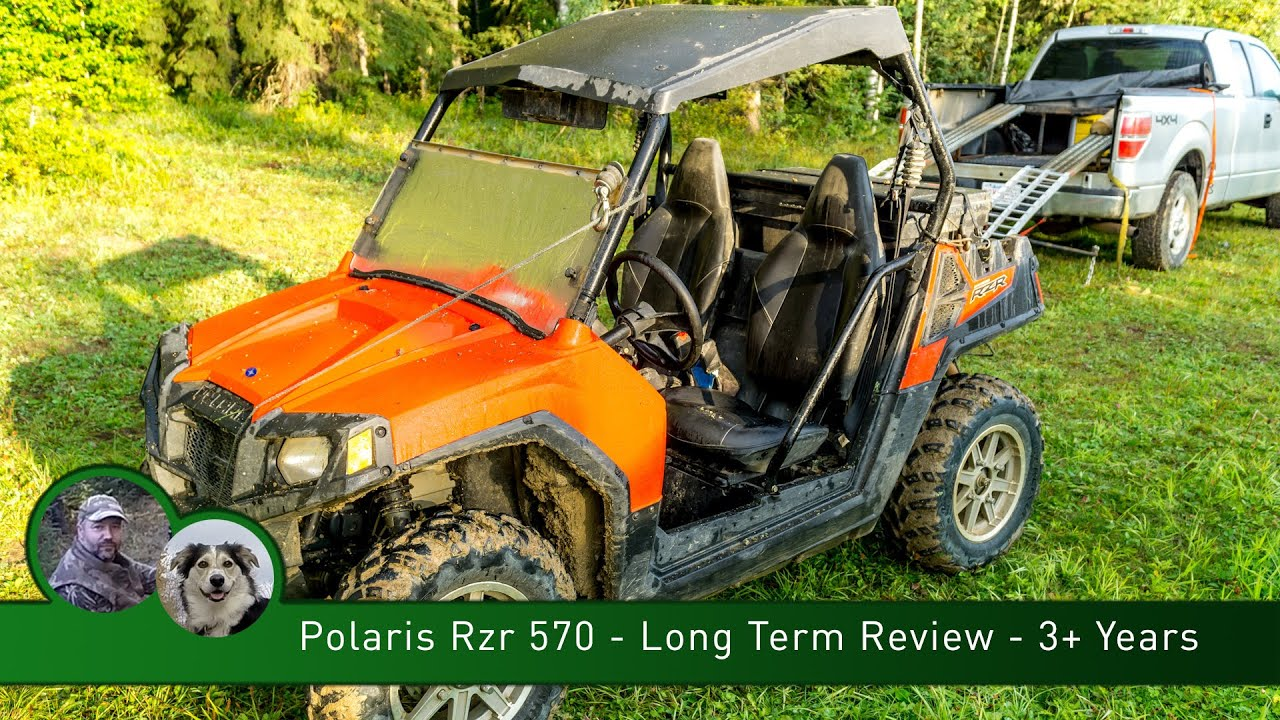 Long Term Review of my 570 (3+ Years) - Polaris RZR Forum