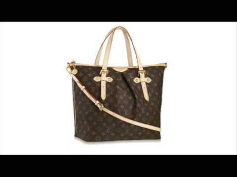 dcf2fce33f8e How To Pronounce Louis Vuitton Bag Names - YouTube