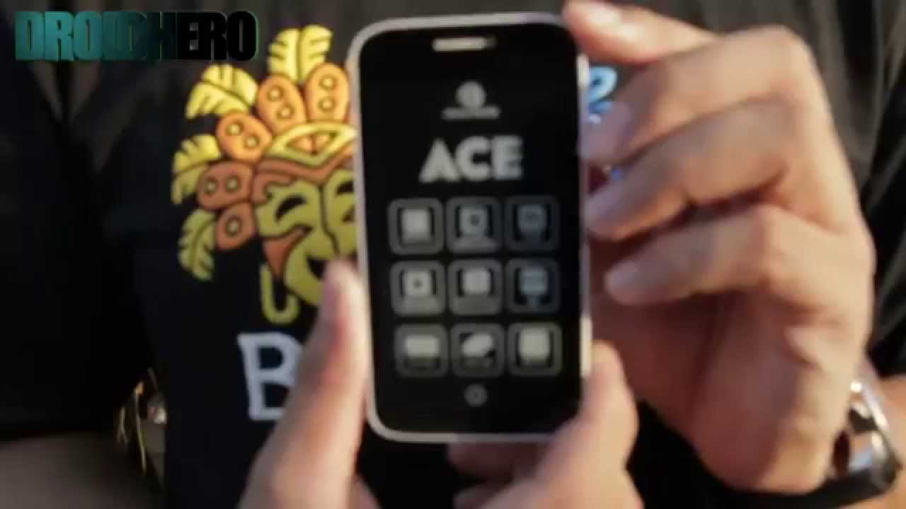 Cherry Mobile Ace powered by Firefox OS Review and Unboxing  by DroidHero