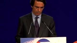 Aznar: «La libertad en Cuba nunca llegará de la mano del apaciguamiento»