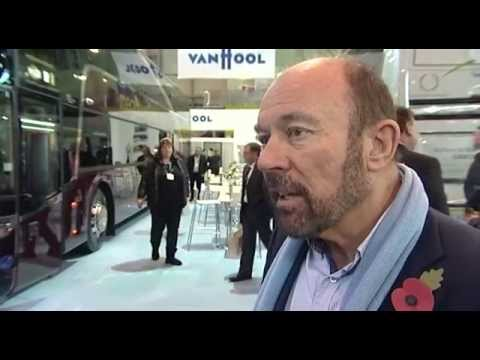 Interview with Sir Brian Souter at Euro Bus Expo 2014